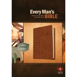 NLT Every Man's Bible:...