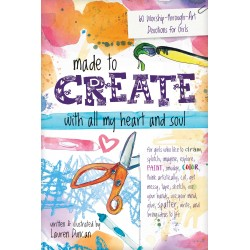 Made To Create With All My...