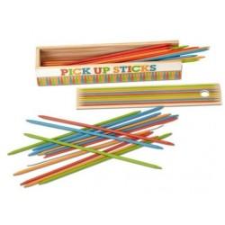 Game-Wooden Pick-Up Sticks...