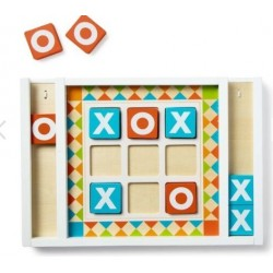 Game-Wooden Tic Tac Toe...