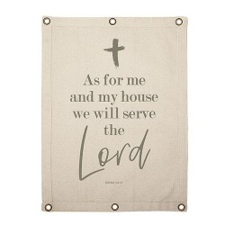 Canvas Wall Banner-As For...