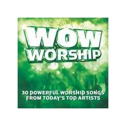 Audio CD-Wow Worship Lime...
