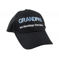 Cap-Grandpas Are Blessings...