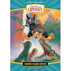DVD-Adventures In Odyssey...