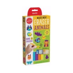 Make Mini Eraser Animals...