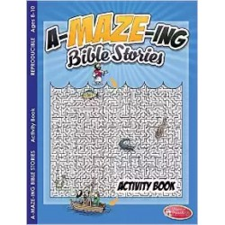 A-Maze-Ing Bible Stories...