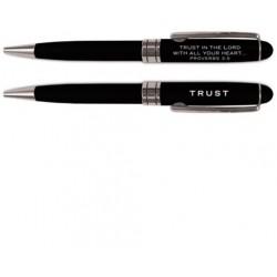 Pen-Simply Yours-Black-Trust