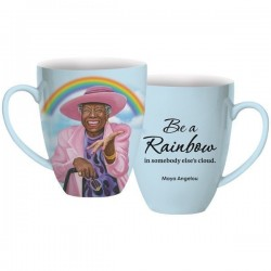 Mug-Rainbow/Maya Angelou...