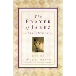 Prayer Of Jabez Bible Study