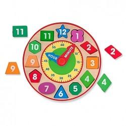 Shape Sorting Clock (13...