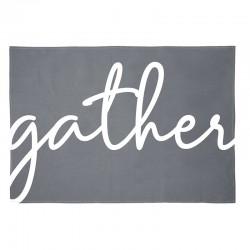 "Boxed Tea Towel-Gather (20""..."