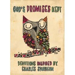God's Promises Kept (Jan 2021)