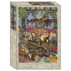 Jigsaw Puzzle-The Flower...