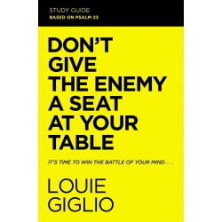Don't Give The Enemy A Seat...