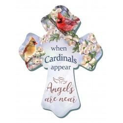 Wall Cross-When Cardinals...