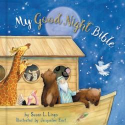 My Good Night Bible-Padded...