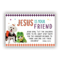 Cards-Pass It On-Jesus Is...
