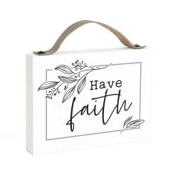 Word Block-Have Faith (7.25...