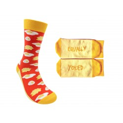 Socks-Equally Yoked (Fits...