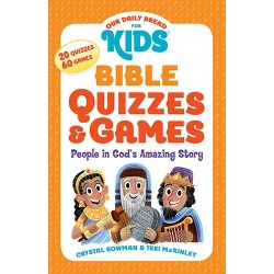 Bible Quizzes & Games