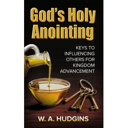 God's Holy Anointing