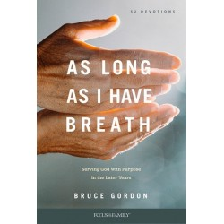 As Long As I Have Breath...