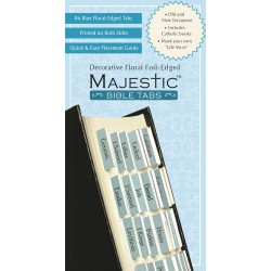 Bible Tab-Majestic-Floral...