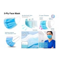 Disposable Face Masks...