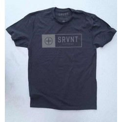Tee Shirt-Srvnt Logo Box...