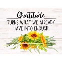 Pallet Art-Gratitude (9 x 12)