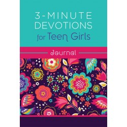 3-Minute Devotions For Teen...