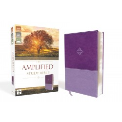 Amplified Study Bible...