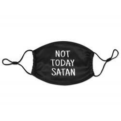 Face Mask-Not Today Satan-Kids