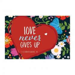 Cards-Pass It On-Love Never...