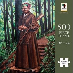 Jigsaw Puzzle-Harriet...