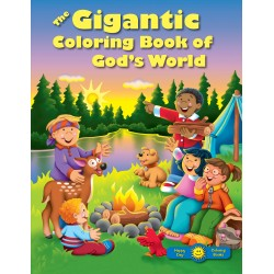 Coloring Book-The Gigantic...