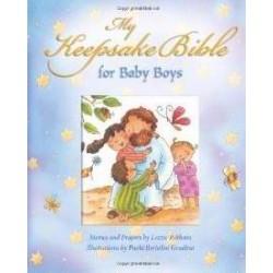 My Keepsake Bible For Baby...