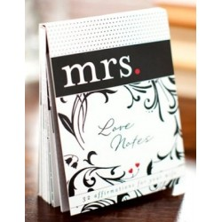 Note Card-Mrs. Love Notes:...