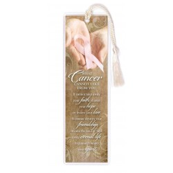 Bookmark-What Cancer-Ribbon