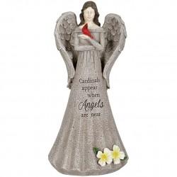 Figurine-Cardinals Appear...