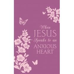 When Jesus Speaks To An...