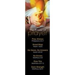 Bookmark-Power Of Prayer...