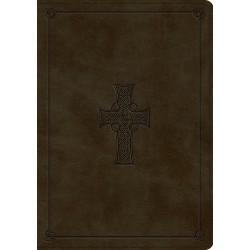 ESV Study Bible-Olive...
