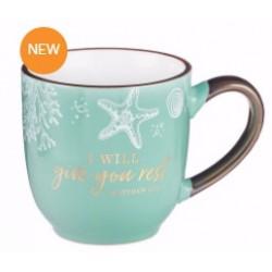 Mug-Give You Rest w/Gift...