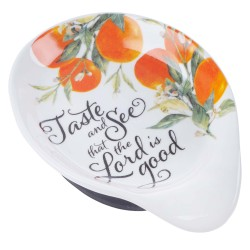 Spoon Rest-Taste And See