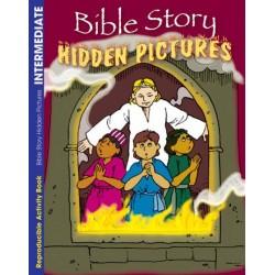 Bible Story Hidden Pictures