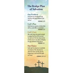 Bookmark-Plan Of Salvation...