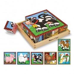 Puzzle-Farm Cube Puzzle (8...