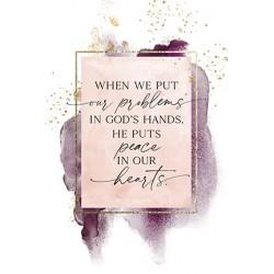 Plaque-Heaven Sent-When We...