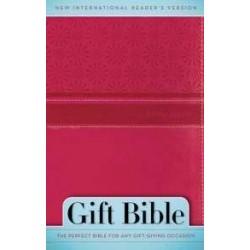NIrV Gift Bible-Hot Pink...